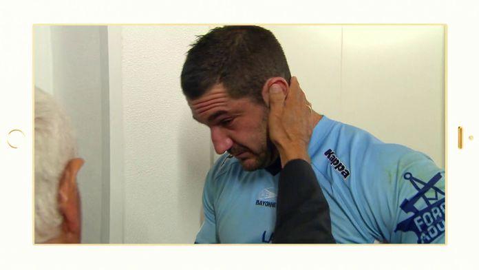 L'émotion de Scott Spedding à l'annonce de sa sélection en équipe de France en 2014 : Retro - Rugby