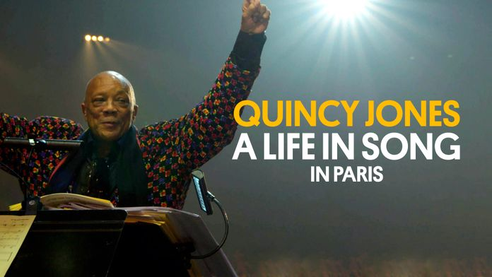 Quincy Jones : A life in song in Paris