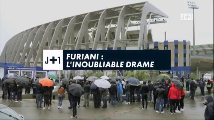 """Furiani, l'inoubliable drame"" : Archive CANAL+"