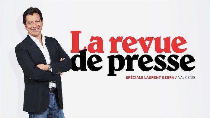 La revue de presse : Le meilleur de «La Revue de presse», spéciale Laurent Gerra
