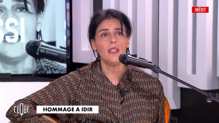 Souad Massi rend hommage à Idir