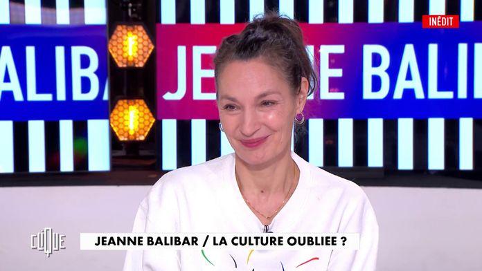 Jeanne Balibar : la culture oubliée ?