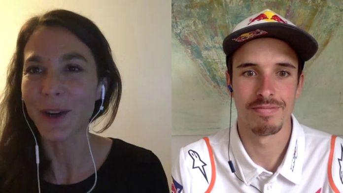 Discussion avec... Alex Marquez : MotoGP