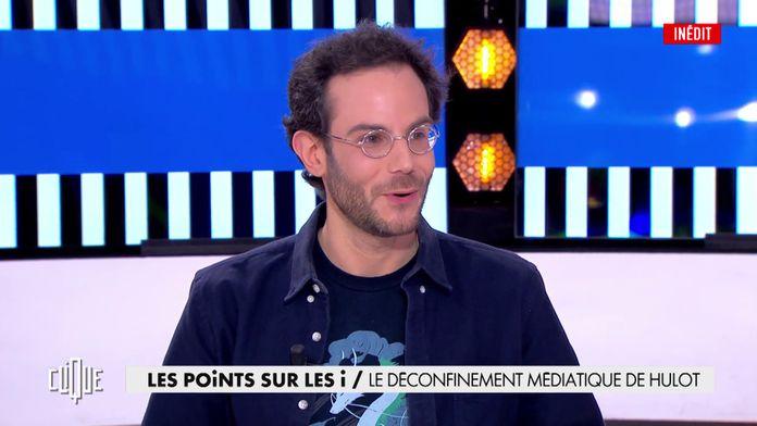 Le déconfinement médiatique de Nicolas Hulot