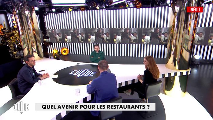 """Bertrand Grébaut : """"Une société sans restaurant c'est la déprime."""""""