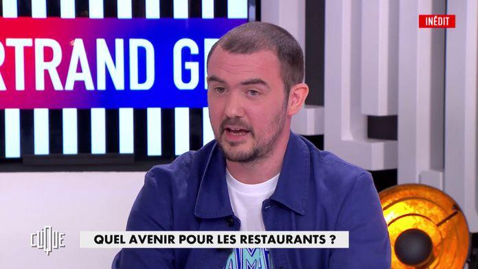 Bertrand Grébaut : La vida locale