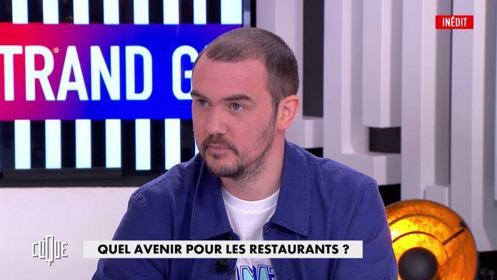 Bertrand Grébaut : quel avenir pour les restaurants ?