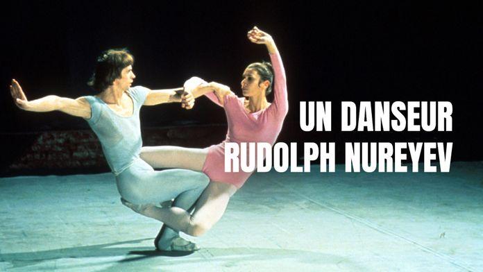 Un danseur : Rudolph Nureyev