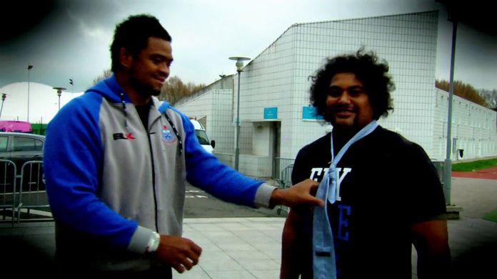 """A'men'donné : """"Les Samoans, on est des gentils nounours"""" : Avec Iosefa Tekori et Census Johnston"""