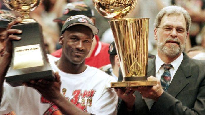 Phil Jackson - Maître Zen : Retro - Basket