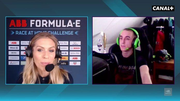 Course 3 - Monaco : ABB Formula E  Race at Home Challenge