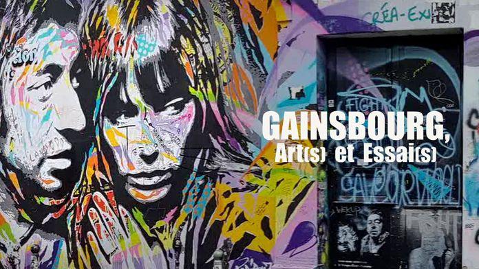 Gainsbourg, art(s) et essai(s)