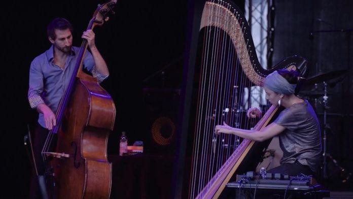 Julie Campiche Quartet au Haf...