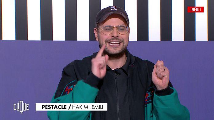 Le retour du Pestacle avec Hakim Jemili
