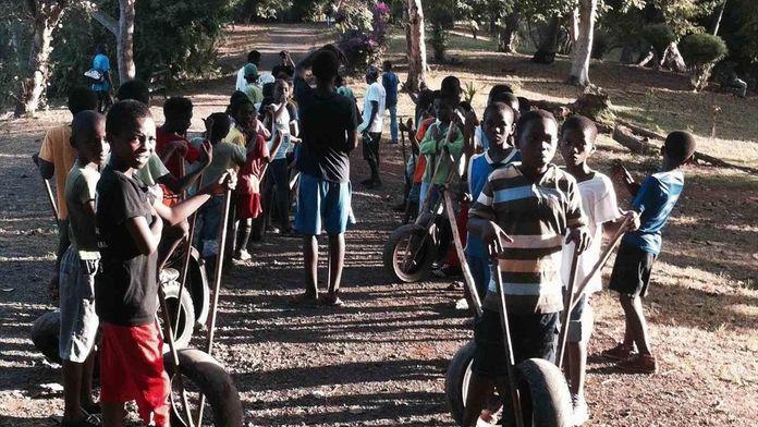 Mayotte, la plus belle course du monde