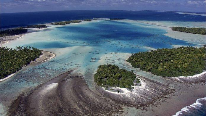 Polynésie, la face cachée des lagons