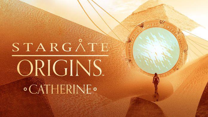 Stargate Origins : Catherine