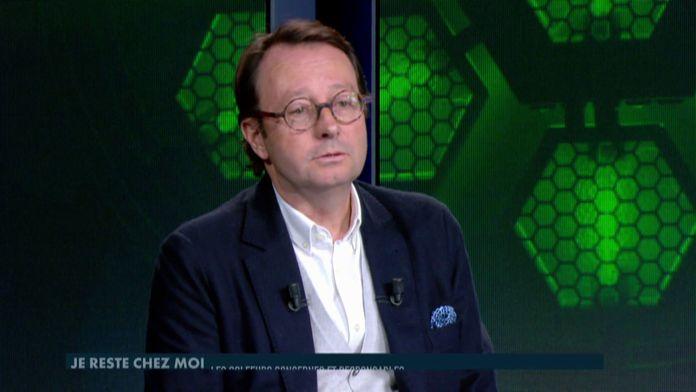 """Pascal Grizot : """"Il y a très peu de personnes qui n'ont pas respectées les mesures"""" : Opération Je reste chez moi"""