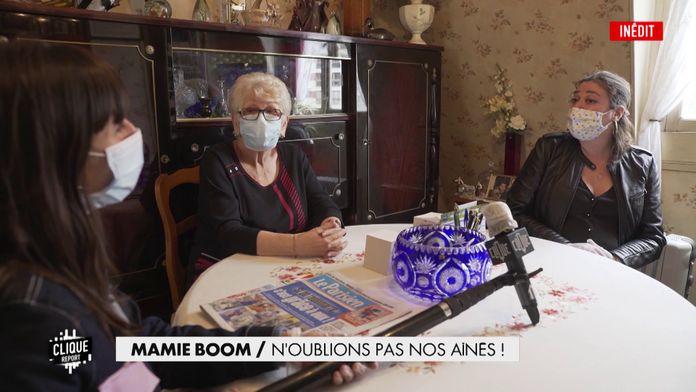 Mamie Boom : n'oublions pas nos aînés