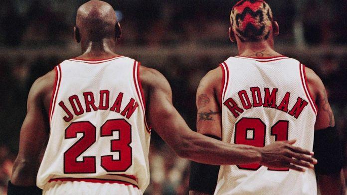 Dennis Rodman évoque son arrivée et son adaptation aux Chicago Bulls : Retro - NBA