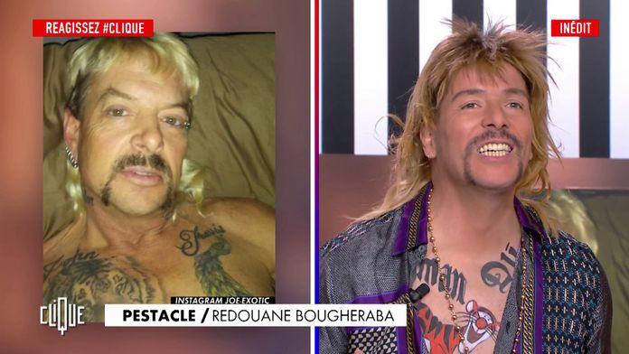 Le grand retour du Tiger King Redouane Bougheraba