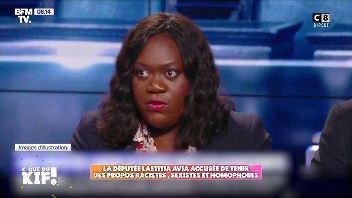 La députée Laeticia Avia accusée de tenir des propos racistes, sexistes et homophobes
