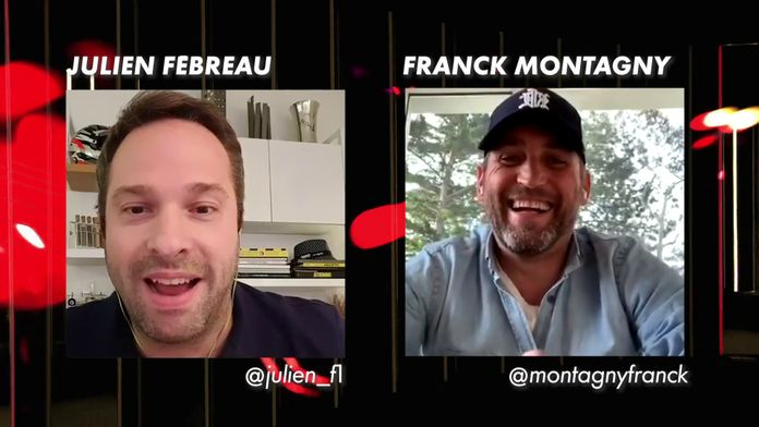 Discussion avec... Franck Montagny : en live sur Instagram !