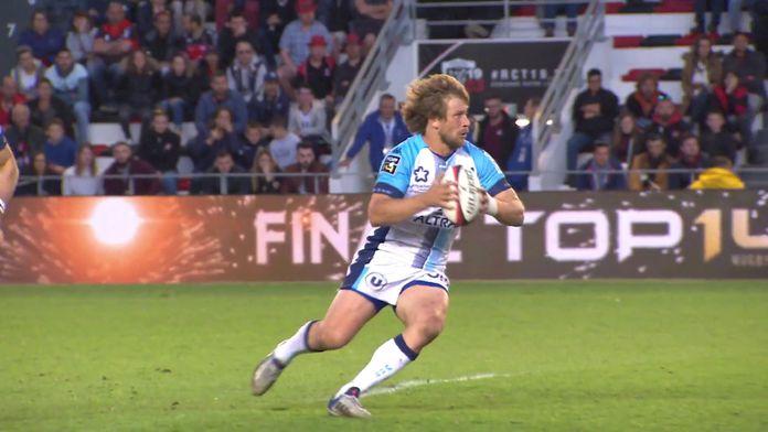 François Steyn : itinéraire d'un double champion du monde : Retro - Rugby - Joyeux anniversaire !