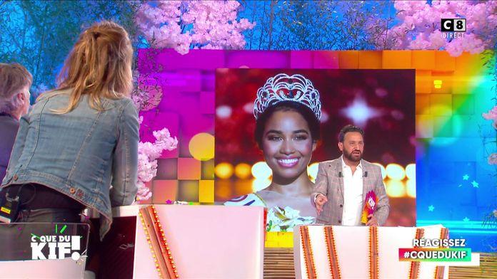 Miss France insultée sur les réseaux sociaux à cause de son retour en Métropole