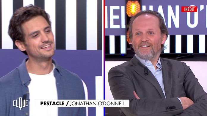 Jonathan O'Donnell est de retour dans Le Pestacle