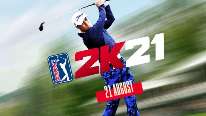 PGA TOUR® 2K21 disponible en sortie mondiale le 21 aout : jeu vidéo PGA TOUR