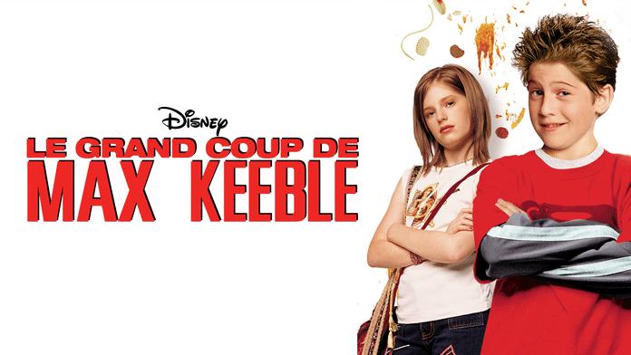 Le Grand Coup de Max Keeble