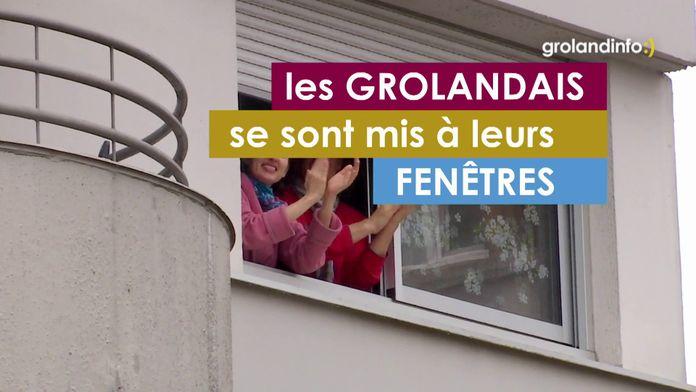Applaudissements mérités - Groland - Canal+