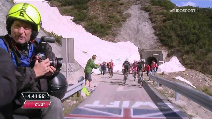 4e étape : Chiavari - La Spezia (150 km)