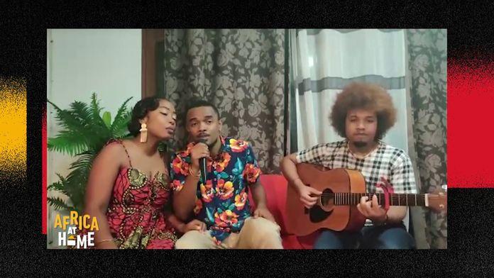 Shyn & Denise - Ngoma (LIVE)