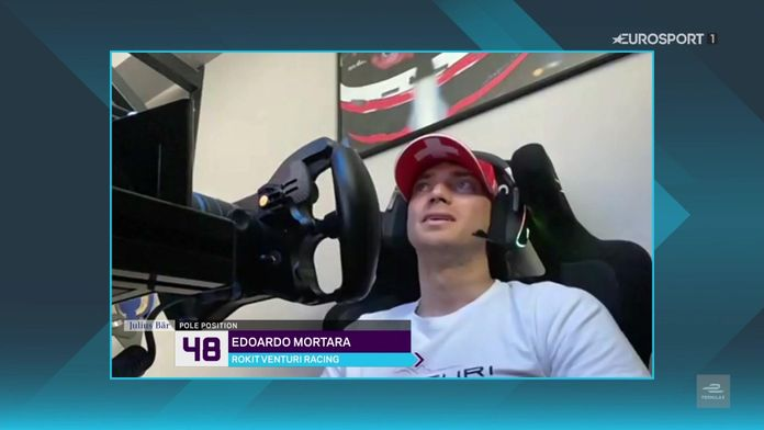 Mag. Sport - Formule E Racing at Home Series 2020
