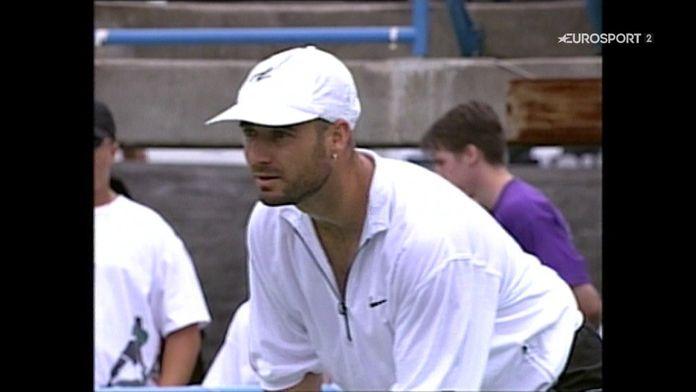 TENNIS : Tournoi de Cincinnati 1996