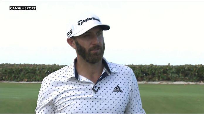 Rory McIlroy et Dustin Johnson les réactions des joueurs : PGA Tour