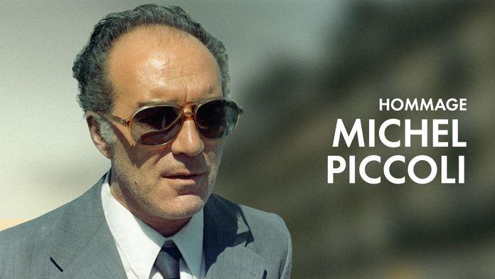 Hommage Michel Piccoli