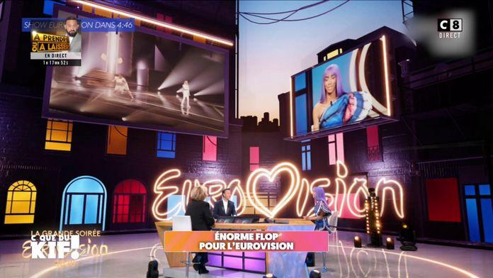 Eurovision 2020 : Le flop de la 65e édition diffusée sur France 2