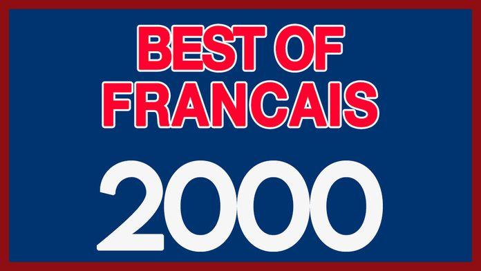 BEST OF FRANCAIS 2000
