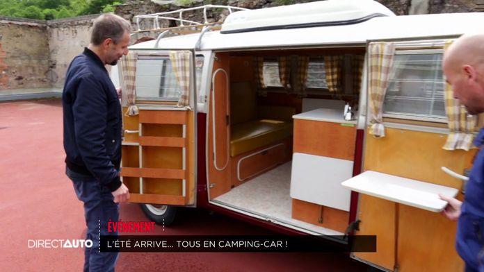 L'été arrive... tous en camping car !