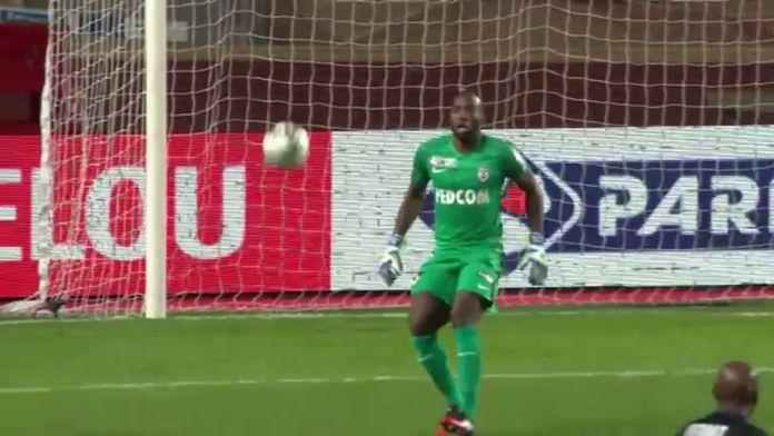 L'énorme boulette de Ndy Assembé en 1/2 finale de Coupe de la Ligue 2017 face à Monaco : Retro - Football
