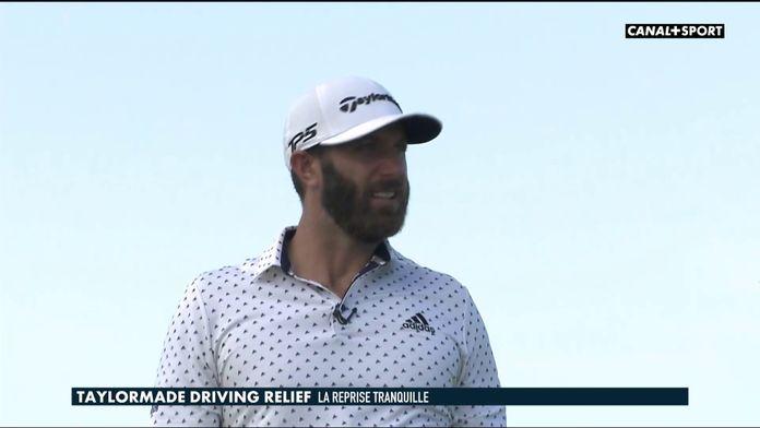 Dustin Johnson un peu en dedans : Driving Relief