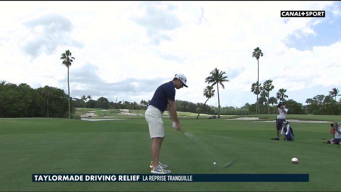 Le swing improbable de Matthew Wolff : Driving Relief
