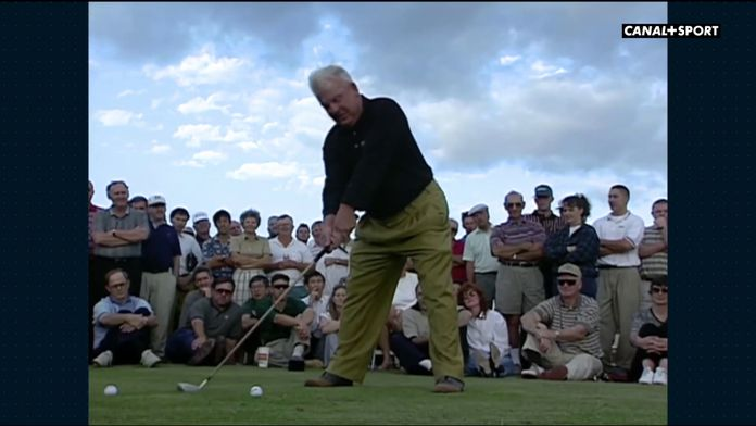 Moe Norman : La quête du swing parfait : Golf+ le mag