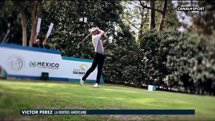Victor Perez une rentrée américaine compliquée : Golf+ le mag