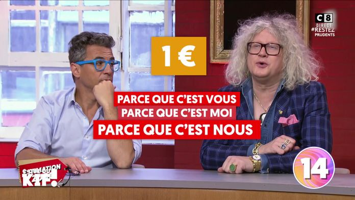 Le Top 14 du poste : Les moments les plus darkas vu à la télé !
