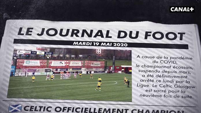 Le Journal du Foot, N°1 : Football