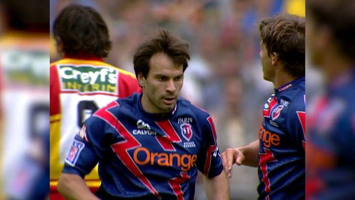 Christophe Dominici, Paris en folie ! : Retro - Rugby - Joyeux Anniversaire